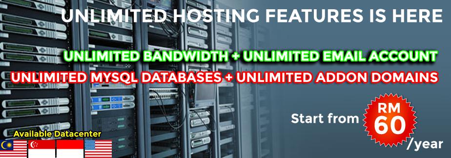server hosting Malaysia